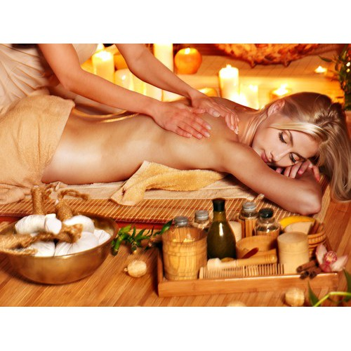 Body Oil massages starting @ just Rs.1490.