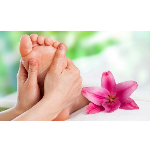 Experience our most amazing Thai Foot Massage starting @ just Rs. 990